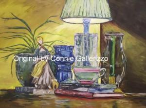 "18""x24"" oil on canvas $300"